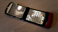 Motorola RAZR V3 pink  / Klapphandy / ohne Simlock / mit Folie *WIE NEU*