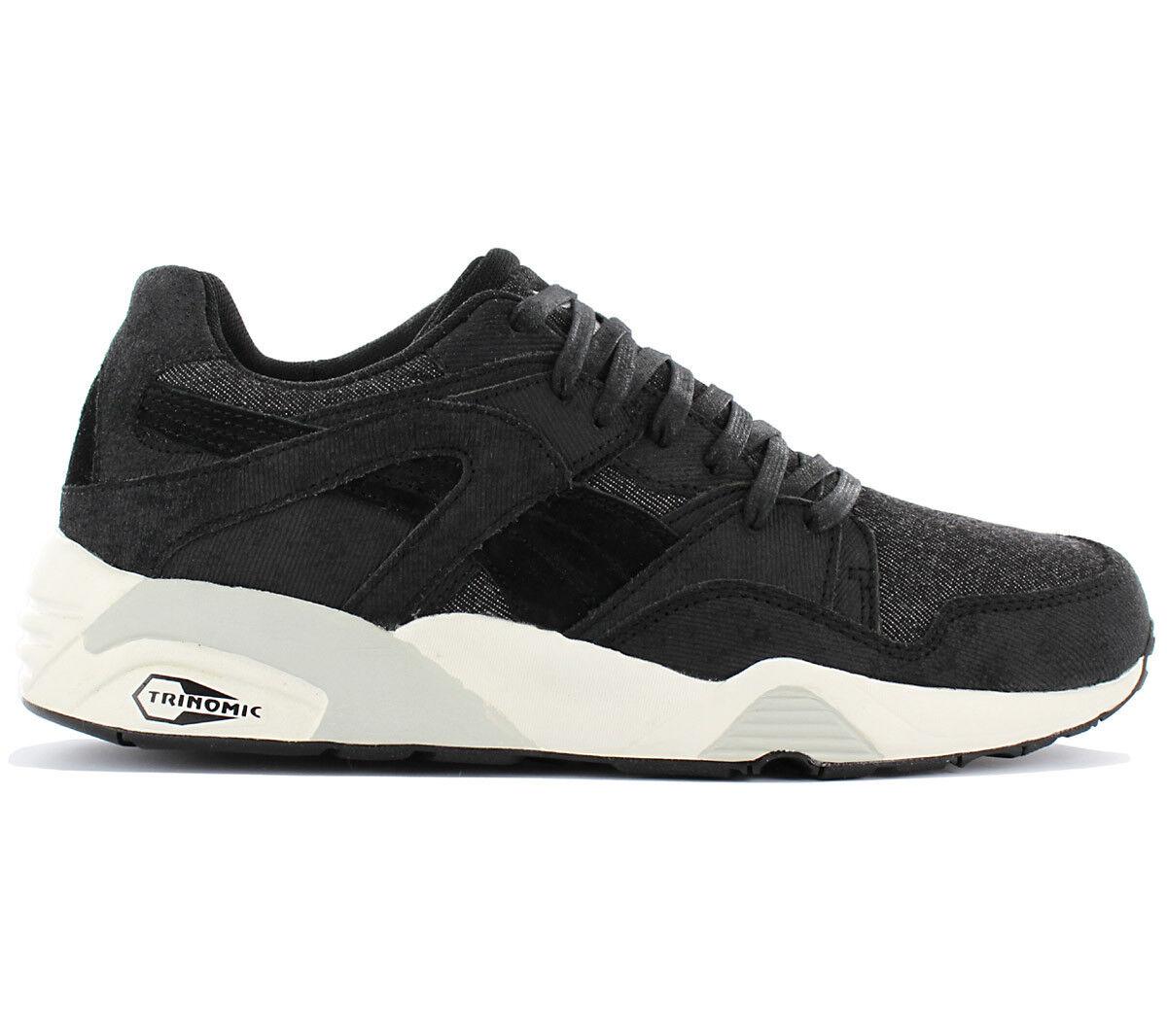 Puma trinomic Blaze denim Zapatillas gimnasio Zapatos de hombre negro 362513-01 gimnasio Zapatillas zapato nuevo especial de tiempo limitado fa5981