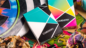 Cardistry Turquoise Playing Cards Deck Brand New Sealed