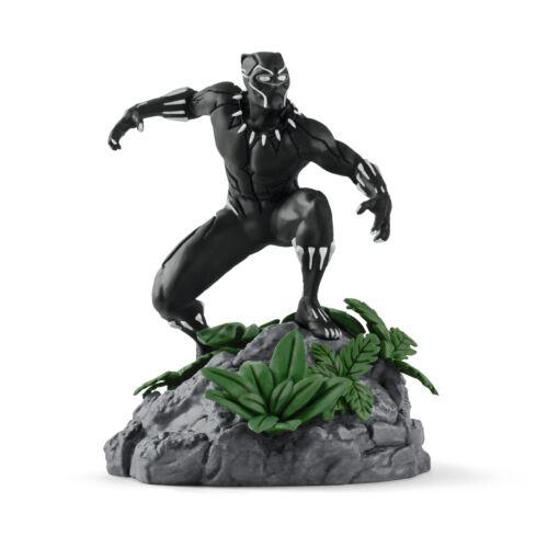 "/"" /""Black Panther Schleich-Marvel-nuevo en OVP-New 21513 Black Panther Movie"