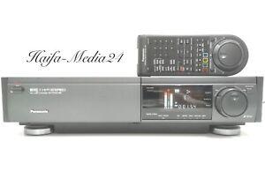 Panasonic NV-FS100 HighEnd SVHS Recorder / S-VHS Videorecorder +FB 1 Jahr Gewähr