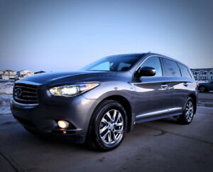 2015 INFINITI QX60 * Technology Package * Fully loaded * LOW KM