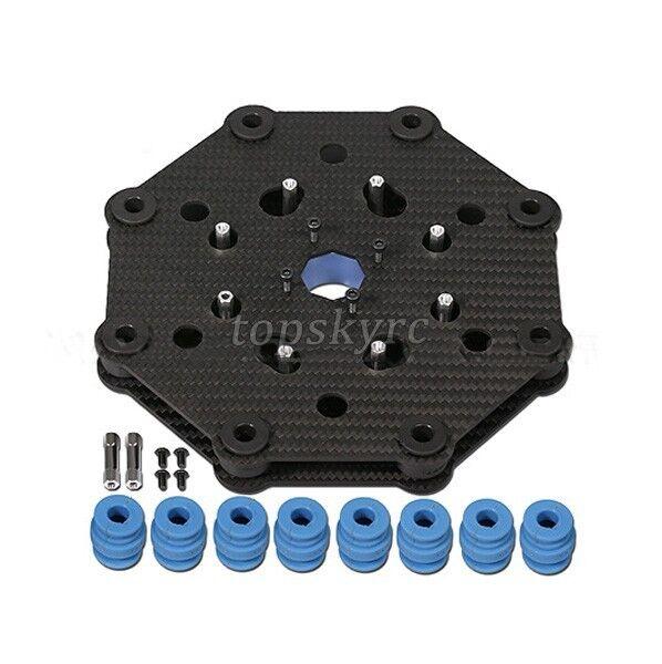 Conjunto absorbente de la TL100A17 de Tarojo Anti-Vibración Amortiguador de para Cámara de 3 ejes Gimbal