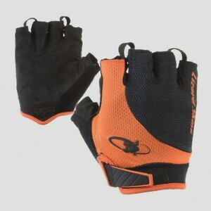"""lizard Skins Aramus Elite Gants/moufles, Jet Black/tangerine, Grand-e, Largefr-fr Afficher Le Titre D'origine"