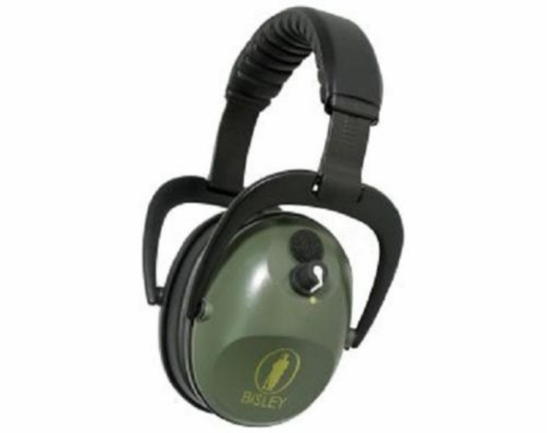 Projoección de disparo Defensores De Oído Bisley electrónica