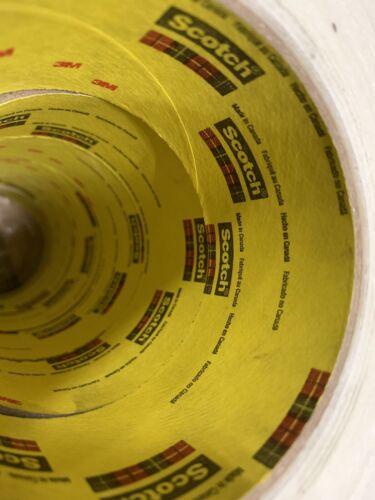 3M Scotch  890SR 48mm x 500m Clear Filament Tape