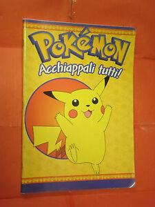Pokemon POSTER i primi 151 1a serie TOGEPI e ALLENATORI cm 33 x 49