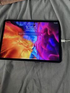 ipad pro 11 inch 2020 256 gb (check description)