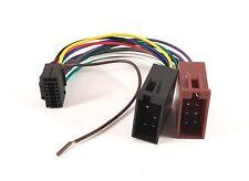 ZRS-45 Connector ISO Kenwood PIN16  4CARMEDIA