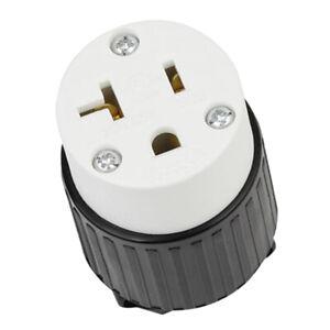 NEMA-L5-20P-Grounding-Locking-Socket-20A-125V-AC-3-Pin-Female-Receptacle