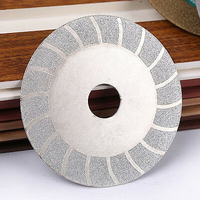 """4"""" Electroplated Diamond Saw Blade Cutting Wheel Grinding Disc For Angle Grinder"""