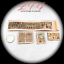 ANCIENT-EGYPTIAN-ARTIFACTS-Miniature-Dollhouse-1-12-Scale-Papyrus-Scroll thumbnail 5