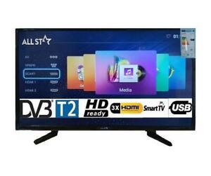 "All star TV LED 55"" ASSTV554KUHDS ULTRA HD 4K SMART TV WIFI DVB-T2 ANDROID (0000"