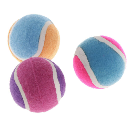 Random Color 3x Sticky Ball Catch Game Small Cloth Ball for Kids Toddlers