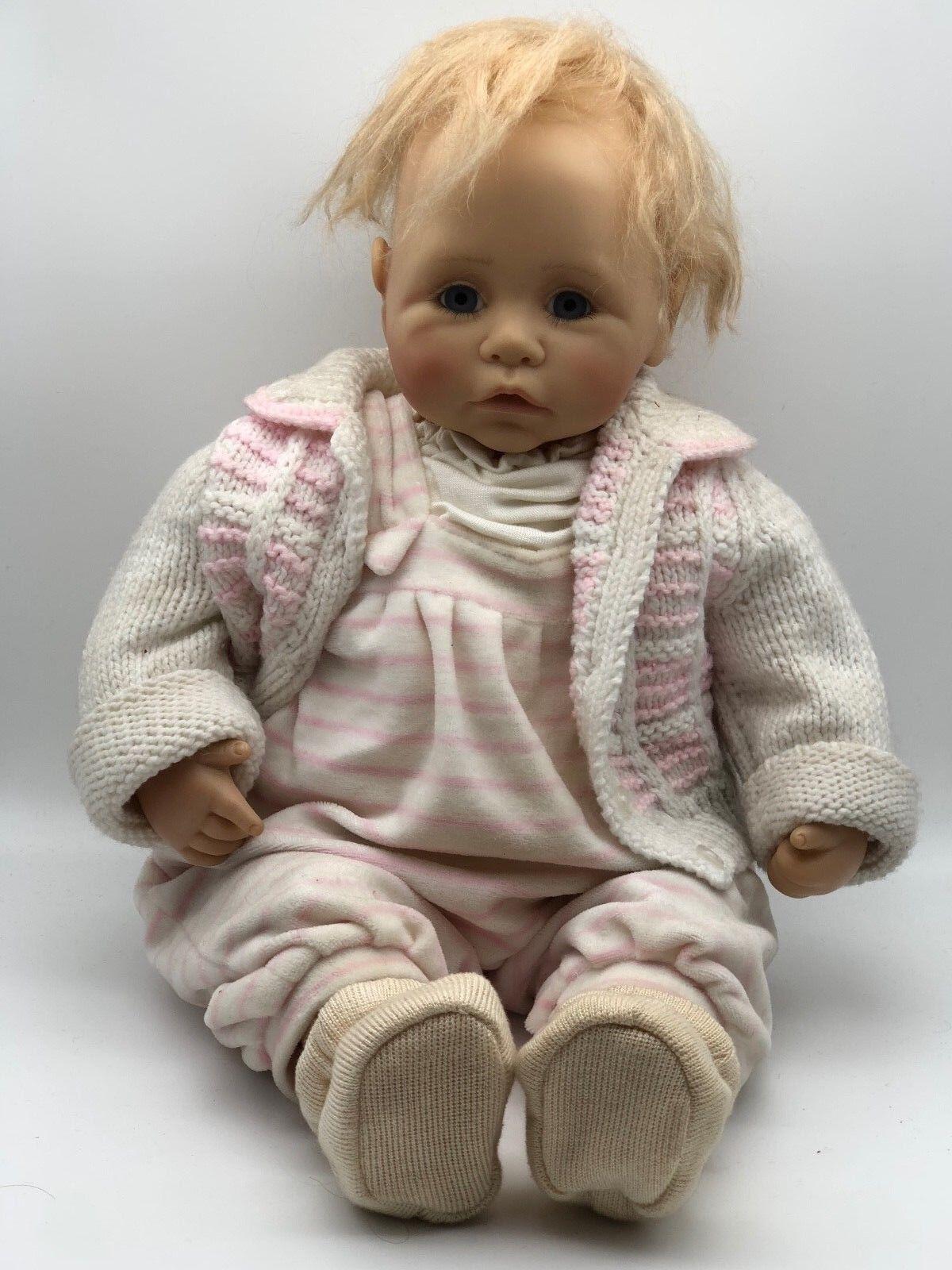 Brigitte Leuomo vinile  bambola 56 CM. OTTIMO stato  per offrirti un piacevole shopping online