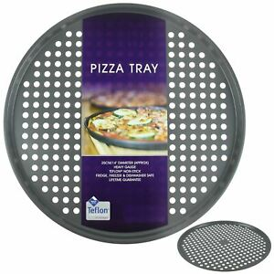 Large Carbon Steel Teflon Silicone Non Stick Oven Pizza