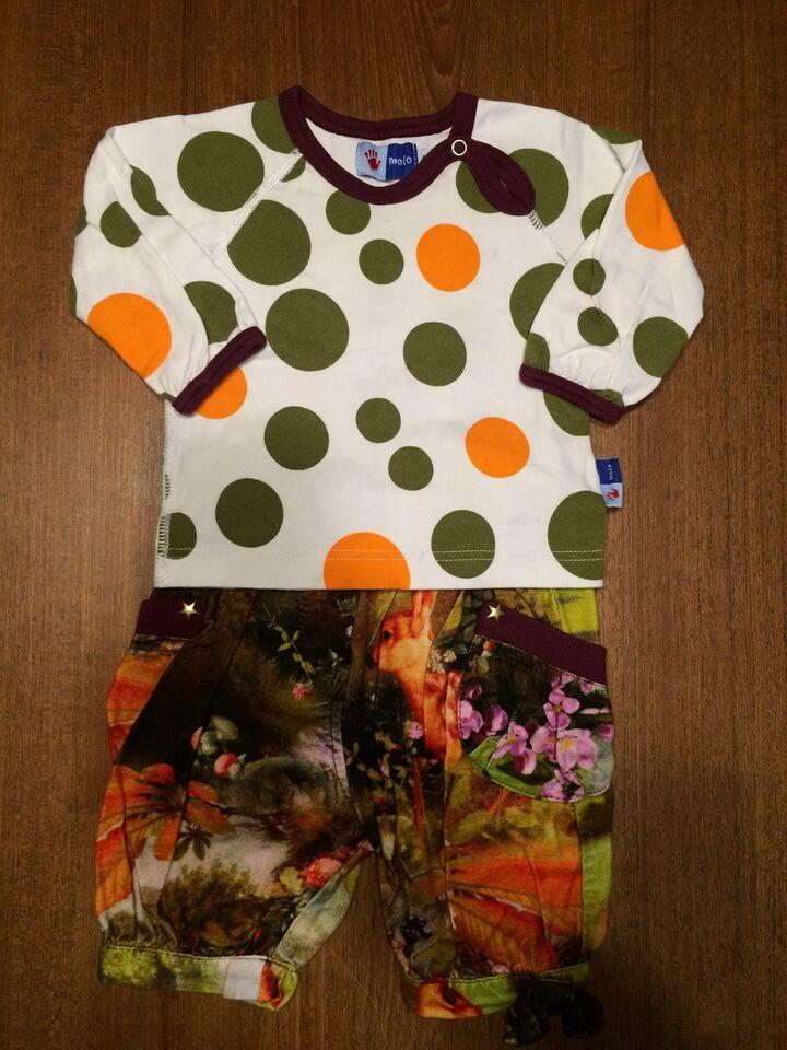 Blandet tøj, Molo, Småfolk