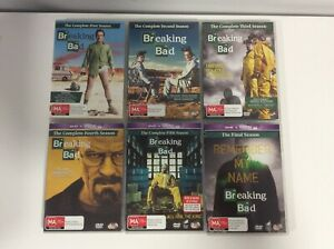 Breaking-Bad-Seasons-1-6-Final-Season-21-Disc-Set-R4-Excellent-Condition