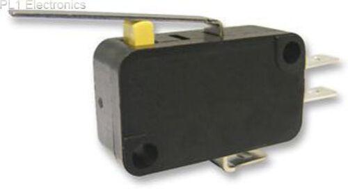 LEVA Multicomp-m141t02-ac0303d SPDT MICROSWITCH 10A