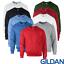 Gildan-Sudadera-Sudor-Pullover-Dryblend-Llano-activo-que-absorbe-Suave-Para-Hombres-Unisex miniatura 1