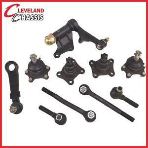 4 New Pc Idler Pitman Arms Outer Tie Rod End Fits Toyota Pickup 4Runner