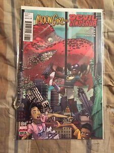 Moon-Girl-and-Devil-Dinosaur-8-NM-1st-Print-Marvel-Comics