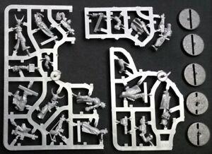 Chaos-Cultists-40K-Blackstone-Fortress-Escalation-5-models-Warhammer