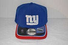 New $32 New Era 39Thirty 2014 NY Giants On-Field Flex Cap L/XL Hat Blue/Red