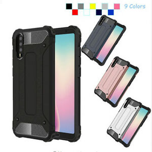 For-Huawei-Ascend-P20-Pro-Protect-Hybrid-Shockproof-Hard-Armor-Cover-Rubber-Case