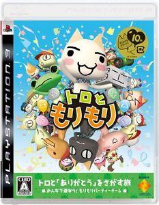 PS3-Import-Japan-Toro-to-Morimori