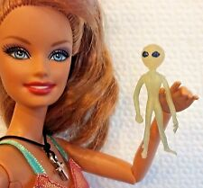 Miniature Alien Doll for Barbie/Kelly Nursery Play Toy Accessory