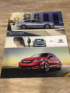 Image Is Loading 2017 Honda Accord 22 Page Original S Brochure