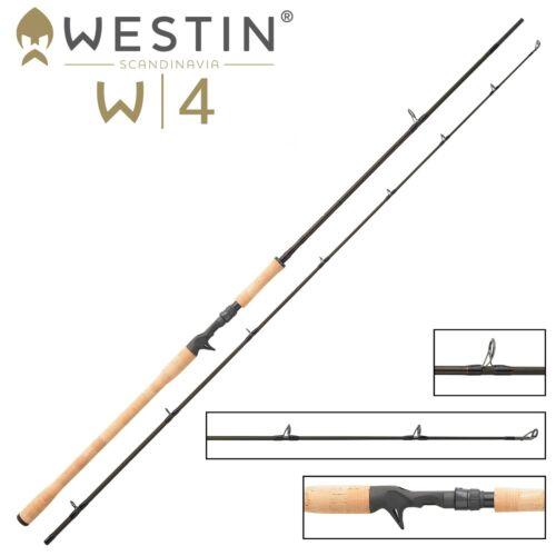 Spinnrute für schwere Kunstköder Westin W4 Powershad-T XXH 218 cm 50-150g