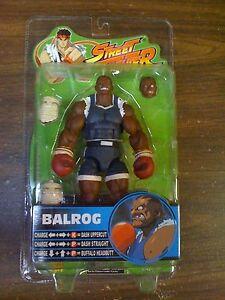 Sota Street Fighter Round 3 Noir Variant Balrog Figure Nouveau