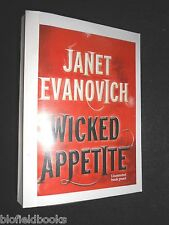 Wicked Appetite by Janet Evanovich - 2010-1st - Uncorrected Book Proof - Mystery