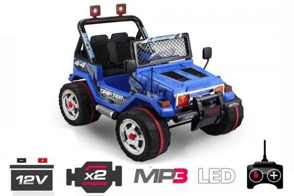 Kinder Elektro Offroad JP 2x30W 2x6V Geländewagen Elektroauto Kinderfahrzeug