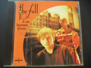 The-Fall-I-am-Kurious-Oranj-CD-1988-indie-rock-Pop