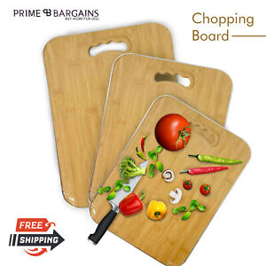 Chopping Board Kitchen Dicing Slicing Cutting Food Vegetable Meat Square