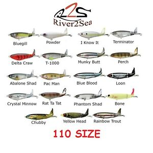 River-2-Sea-Whopper-Plopper-110-4-3-8-034-3-4oz-Choice-of-Colors