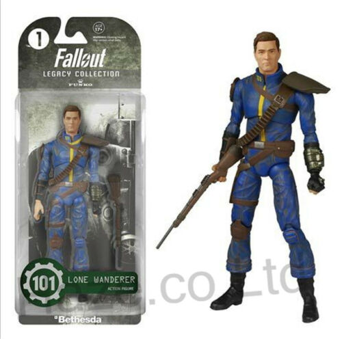 """Game Fallout 4 Figure Model Cosplay Kids Toy with Box  6"""""""