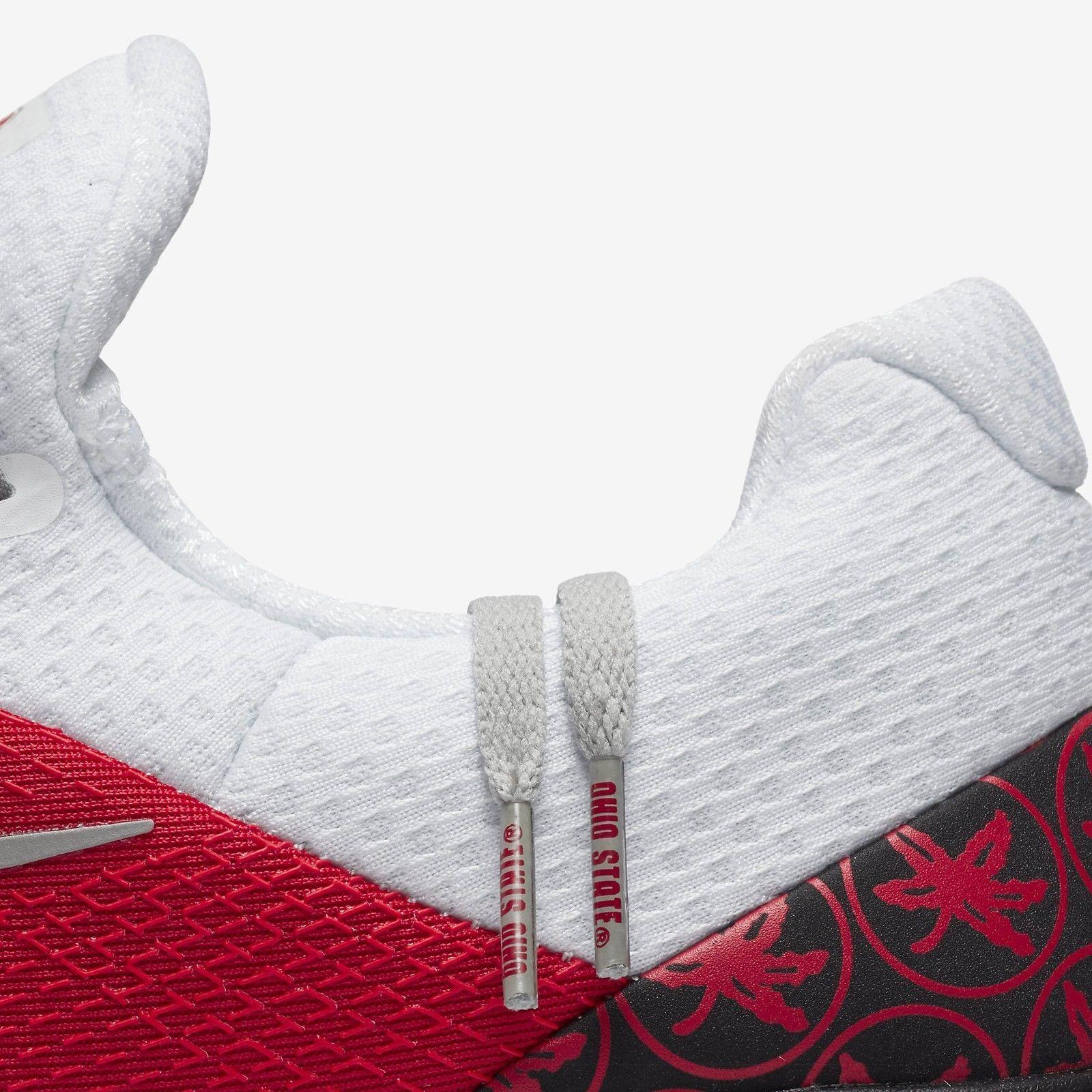 Ohio State Buckeyes Nike Free Trainer V7 shoes Men's Men's Men's 11 c810ab