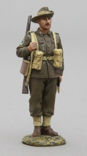 THOMAS GUNN WW2 PACIFIC RS044 AUSTRALIAN SENTRY MIB