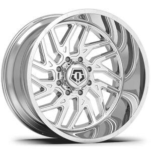 4-TIS-544C-20x12-8x6-5-034-44mm-Chrome-Wheels-Rims-20-034-Inch