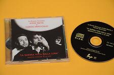 AVIO TRAVEL CD LA GUERRA VISTA DALLA LUNA (NO LP )1°ST ORIG 1996 EX+ !LIBRETTO