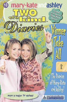 """AS NEW"" Olsen, Ashley, Olsen, Mary-Kate, Winner Take All (Mary-Kate and Ashley:"