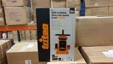 Triton 622768 350W Oscillating Tilting Table Spindle Sander 380mm TSPS370