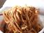 Korean-Instant-Black-Bean-Sauce-Noodle-NONGSHIM-Chapagetti-BumBuk-2pack-Cup miniature 3