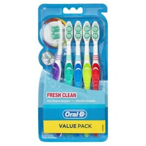 Oral-B-Fresh-Clean-Value-Pack-Soft-Toothbrush-5-Pack