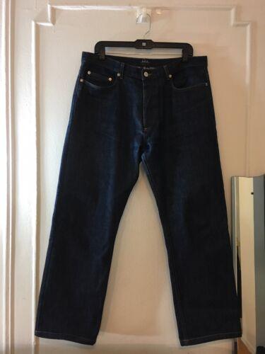 cDe Indigo 35 Denim Sz Engelse A p Jeans Raw SUMzVGqp