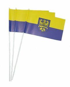 PapierfähnchenPapierfahnen Polen ab 10 Stück